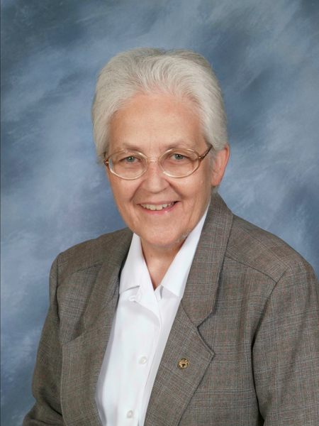 Sister Sharon Holland, IHM, LCWR President-Elect. Photo courtesy of Leadership Conference of Women Religious