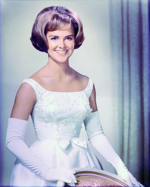 The 1964 Homecoming Queen at BYU