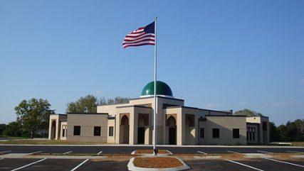 External view of the Islamic Center of Murfreesboro, Tenn.