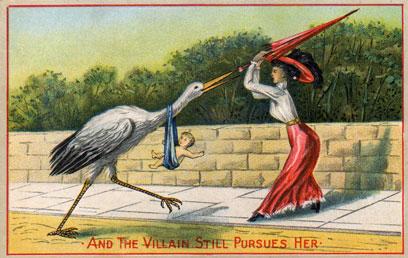 Victorian postcard