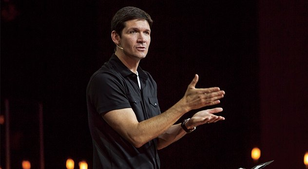 "Many believers get burnt out on faith, exhausted by efforts to ""work harder"" to be holy. But mega-church pastor Matt Chandler says this is neither necessary nor possible."