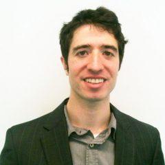 MIT doctoral student Aaron Scheinberg.