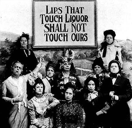 Prohibition advocates