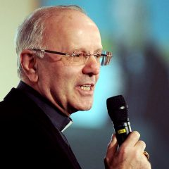 Nunzio Galantino is secretary-general of the Italian bishops' conference. RNS photo courtesy Cristian Gennari
