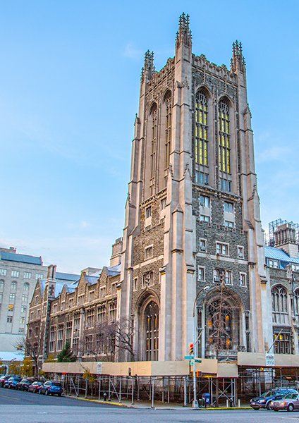 Manhattan's Union Theological Seminary, the country's oldest independent seminary, took steps Tuesday (June 10) to begin completely divesting from fossil fuels, the first known seminary to do so.