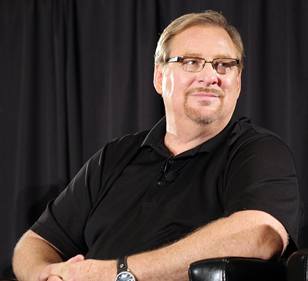 Rick Warren To Pastors There Is No Testimony Without A Test