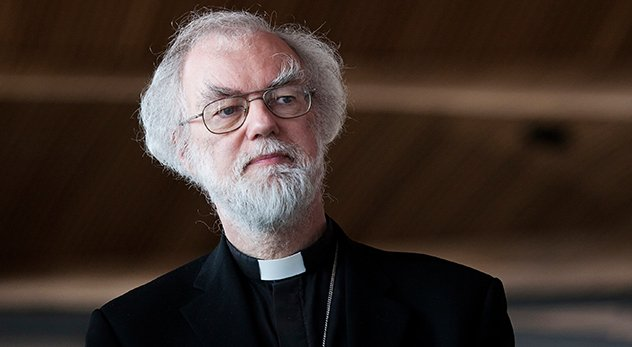 "Former archbishop of Canterbury shares what he believes are the four essentials for ""being Christian."" -  Image courtesy of the National Institute of Wales (http://bit.ly/TwvCxY)"