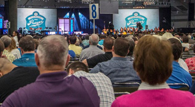 Thousands of Southern Baptist Convention delegates met in Baltimore on June 10, 2014, for their annual conference. Photo by Van Payne via Baptist Press