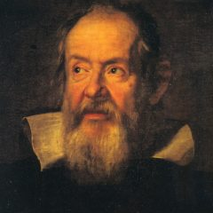 Like Kate Kelly, Galileo Galilei was also convicted of apostacy. Image courtesy of via Wikimedia Commons.