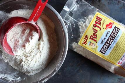 Gluten Free Flour. Photo courtesy Andrea Nguyen via Flickr Creative Commons.