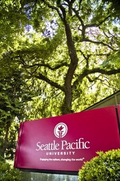 One person died and three others were injured Thursday (June 5) when a man with a shotgun opened fire inside a building on the campus of a Seattle Pacific University, a Christian university in Seattle, police said. Photo courtesy of Seattle Pacific University