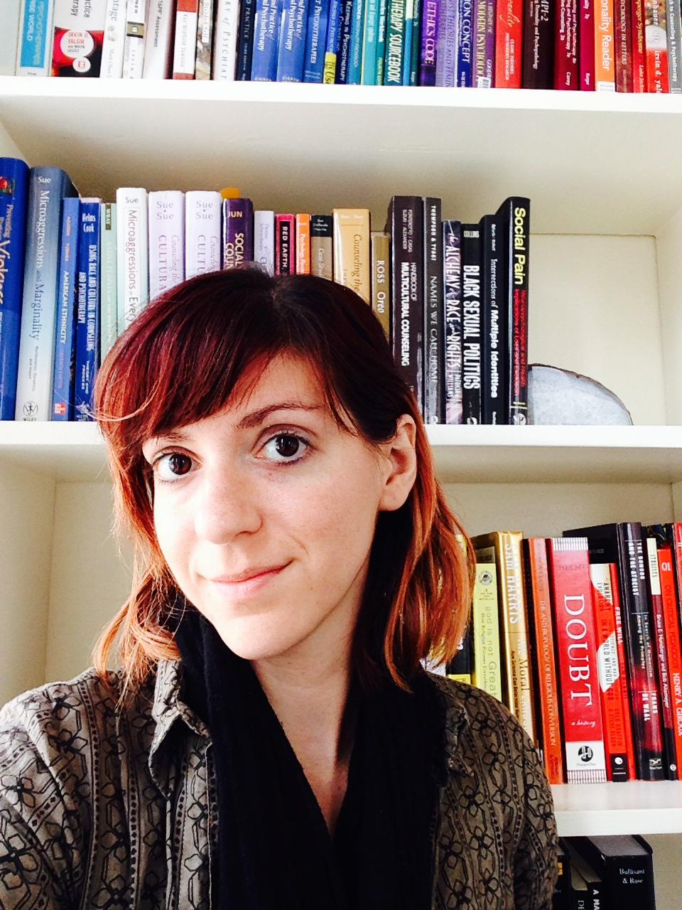 'Atheists in America' editor Melanie Brewster.