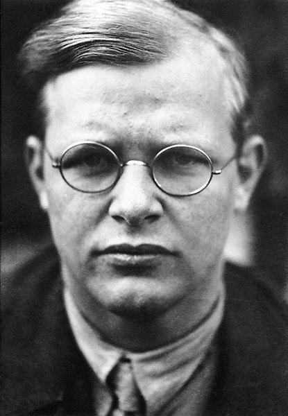 Bonhoeffer's Question