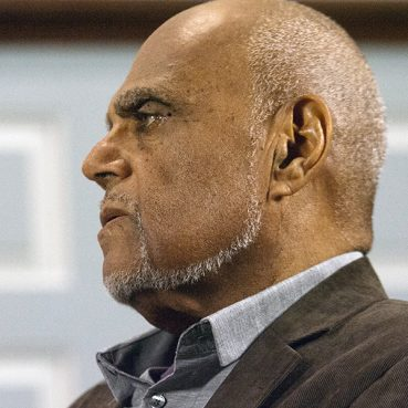 """Civil rights activist Bob Moses attended """"Fifty Years After Freedom Summer and the Civil Rights Act of 1964"""" at the Miller Center earlier this year."""