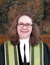 The Rev. Beverly A. Bartlett is associate pastor for congregational life at Madison Avenue Presbyterian Church.