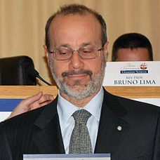 Giovanni Maria Vian is the editor of L'Osservatore Romano, a post he has held since 2007.