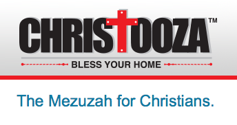 """From the """"Christooza"""" website, whose owner, a Jewish guy from Queens, is selling what he bills as a Christian version of the traditional Jewish mezuzah"""