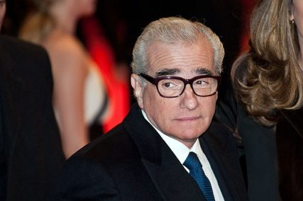 "Martin Scorsese at the premiere of the film ""Shutter Island"" at the 60th Berlin International Film Festival in 2010."