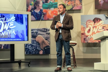 Controversial megachurch pastor Mark Driscoll resigned from his church Tuesday (Oct. 15), according to a document obtained by RNS. Photo courtesy of Mars Hill Church