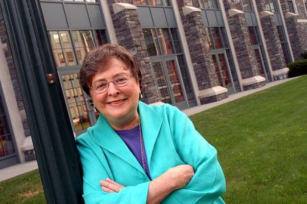 Sister Elizabeth Johnson photo courtesy of Fordham University