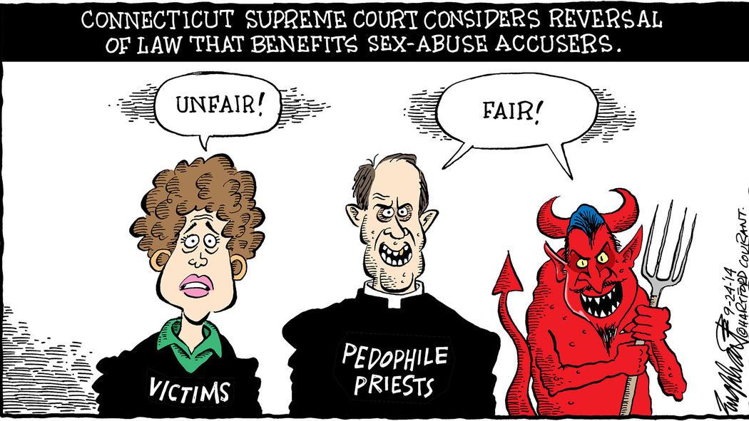 Scandal in Hartford - Religion News Service