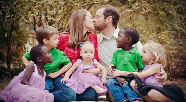 The evangelical adoption movement is under attack, mostly from the left. - Image courtesy of The Link Network (http://bit.ly/1fzDOod)