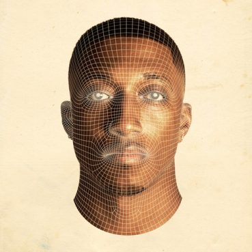 "Lacrae's ""Anomaly"" album cover photo."