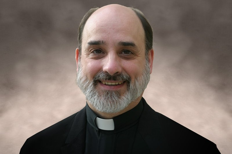 The Rev. Robert Geisinger, a canon lawyer previously based in Chicago, was named chief prosecutor responsible for abuse cases. Photo courtesy of Midwest Jesuits