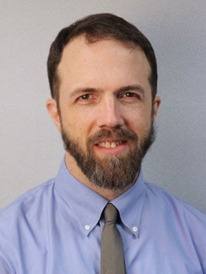 Physician Richard Sacra, who is being treated at the Nebraska Medical Center's special biocontainment unit, received the blood donation from doctor Kent Brantly, who was treated for Ebola and released from an Atlanta hospital last month. Photo courtesy of University of Massachusetts Medical School
