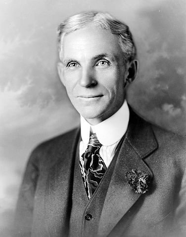 The dark legacy of Henry Ford's anti-Semitism (COMMENTARY