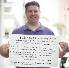 Chris Anderson - courtesy of MaleSurvivor