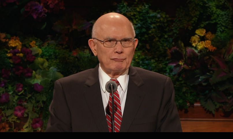 Dallin Oaks Oct 14