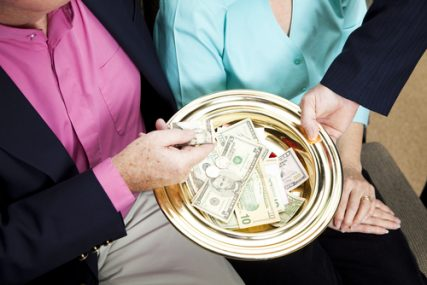Giving Money To The Church Church giving w...