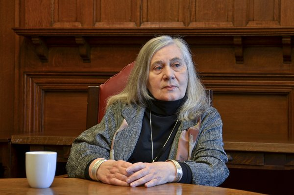 Interview: Marilynne Robinson on the language of faith in writing - Religion News Service