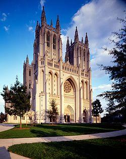 Washington's National Cathedral