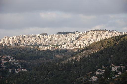A view of Har Nof neighborhood in Jerusalem.