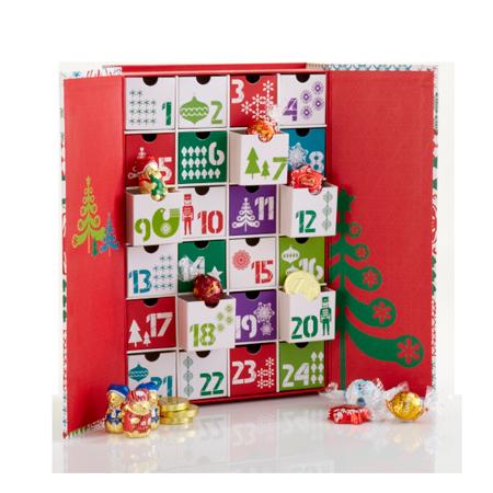 Lindt Storybook Advent calendar.