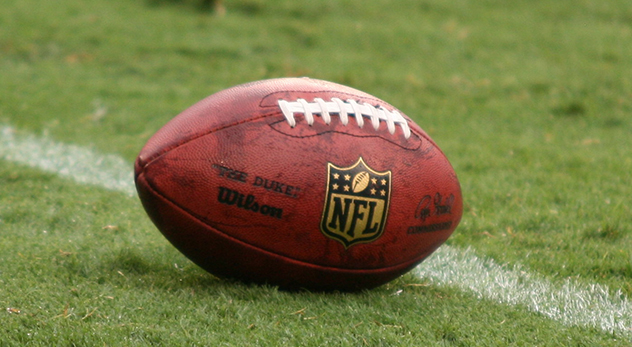 After a strong of scandals, some speculate that the NFL has become a haven for violent men. But one Christian NFL sports agent says that the problem isn't limited to sports and is bigger than domestic violence. - Image courtesy of Parker Anderson (http://bit.ly/11dPidT)