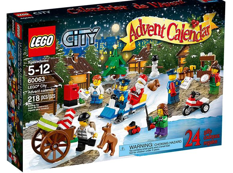 Lego Advent calendar.