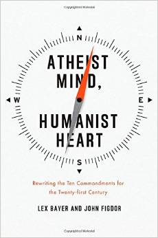 """""""Atheist Mind, Humanist Heart,"""" book cover courtesy of Goldberg McDuffie Communications"""