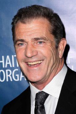 "Mel Gibson at the 2nd Annual Sean Penn & Friends ""Help Haiti Home,"" in Los Angeles, Calif., on Jan. 12, 2013."