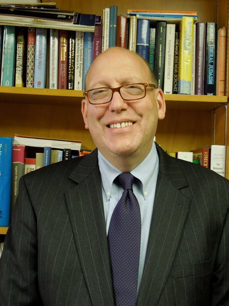 Rabbi Jeffrey Salkin is the spiritual leader of Temple Beth Am in Bayonne, N.J., and the author of numerous books on Jewish spirituality. Photo courtesy of Jeffrey Salkin