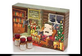 Whiskey Advent calendar.