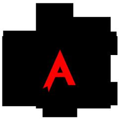 The American Atheists logo. Image via Wikimedia Commons.