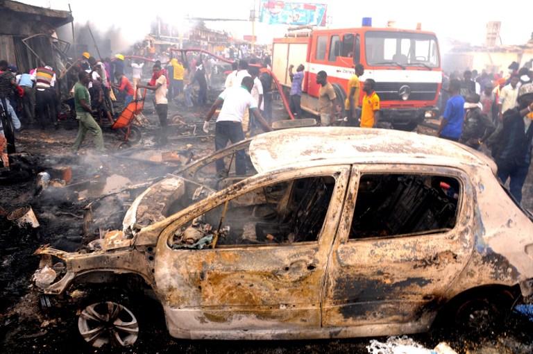 Boko Haram terrorists aim at Nigeria's Muslims, too, killing 120 Friday worshippers