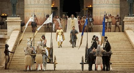 "Who decides whether ""Exodus"" film is Christian enough? Some white evangelical voices claim to carry that flag. Image courtesy of 21st Century Fox"