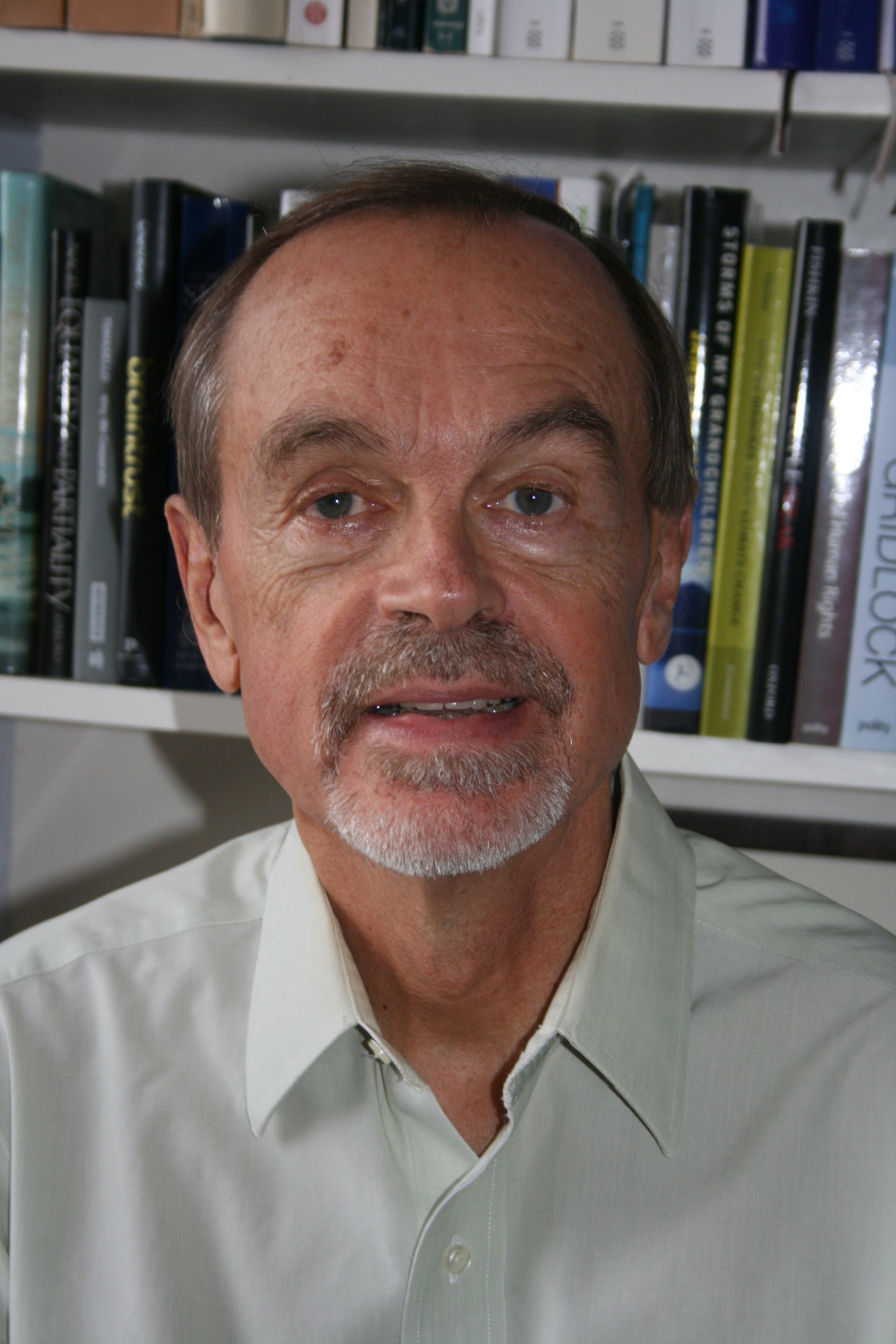 'Life After Faith' author Philip Kitcher. Photo by Patricia Kitcher.