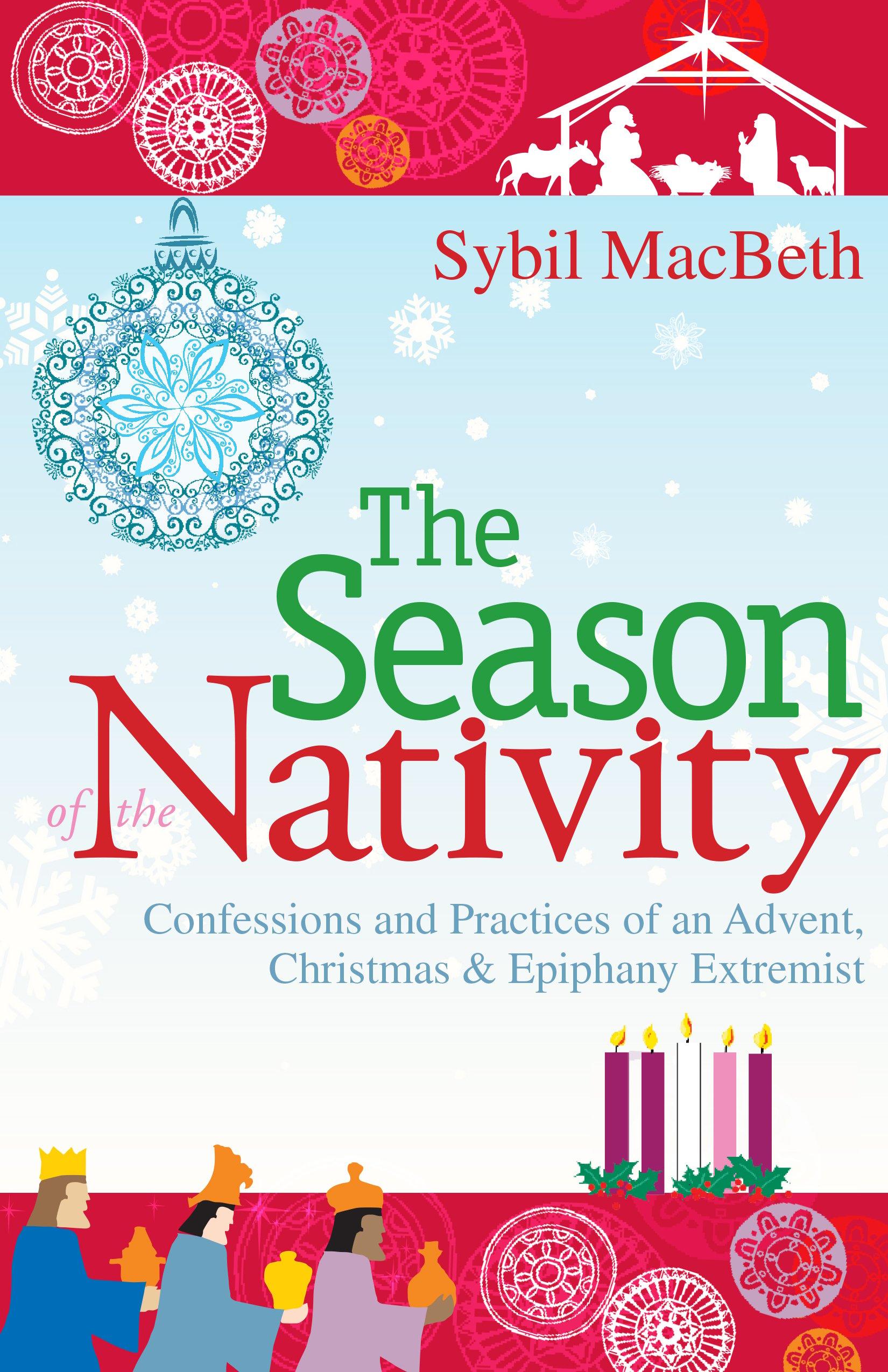 Religious Advent Calendar Ideas : Nativity advent calendar kindergarten nana