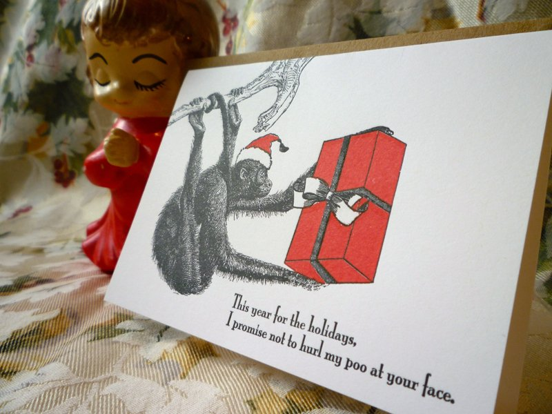 10 Anti-Christmas Christmas Cards if you\'re not feeling holly and ...