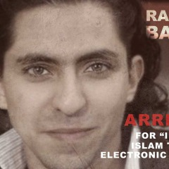 Raif Badawi, via Center for Inquiry.